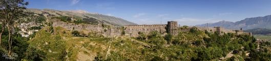 Festungvon Gjirokastra